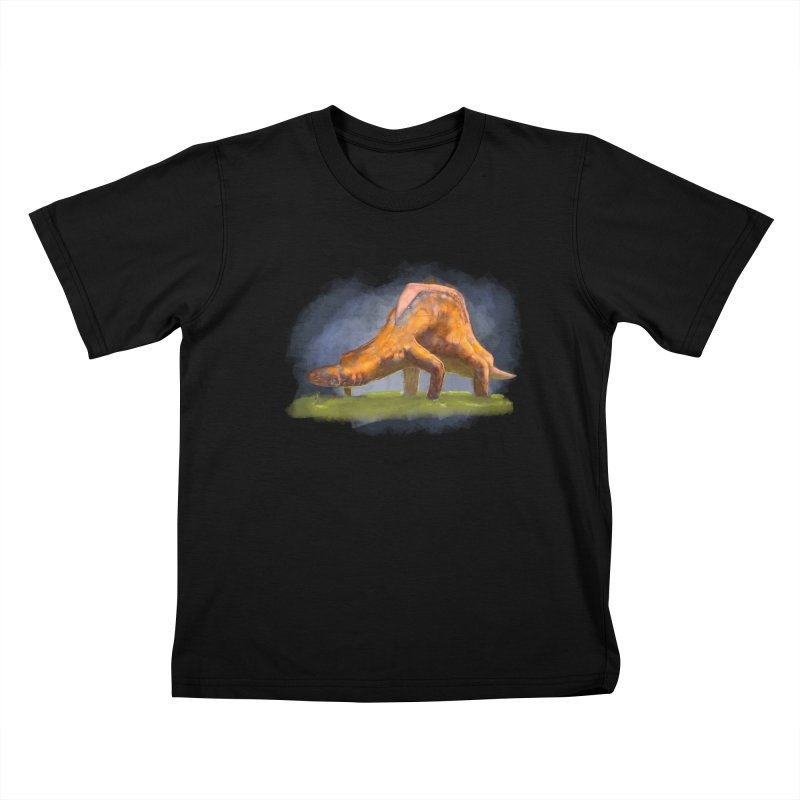 Hello, friend! Kids T-Shirt by Unigon Pics Delicious Merch Shoppe