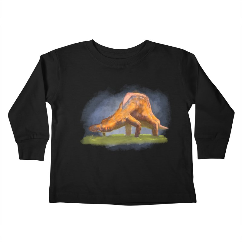 Hello, friend! Kids Toddler Longsleeve T-Shirt by Unigon Pics Delicious Merch Shoppe