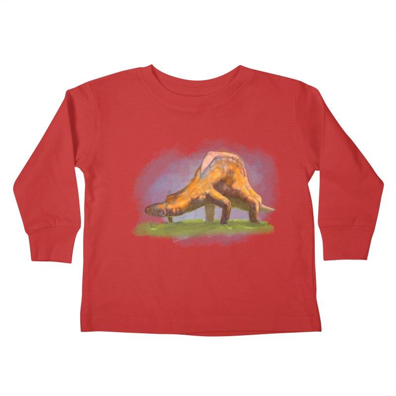 Hello, friend! Kids Toddler Longsleeve T-Shirt by Unigon Pics Delicious Merch Shoppe