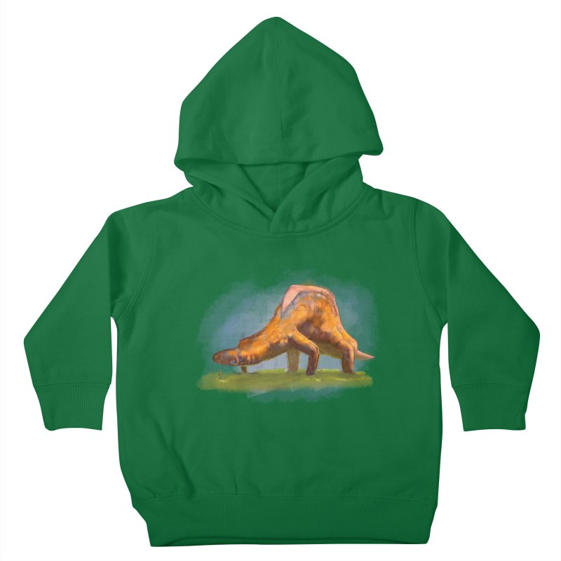 Hello, friend! Kids Toddler Pullover Hoody by Unigon Pics Delicious Merch Shoppe