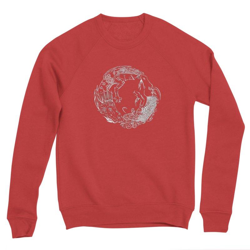 Unigon Logo, Lite Women's Sponge Fleece Sweatshirt by Unigon Pics Delicious Merch Shoppe