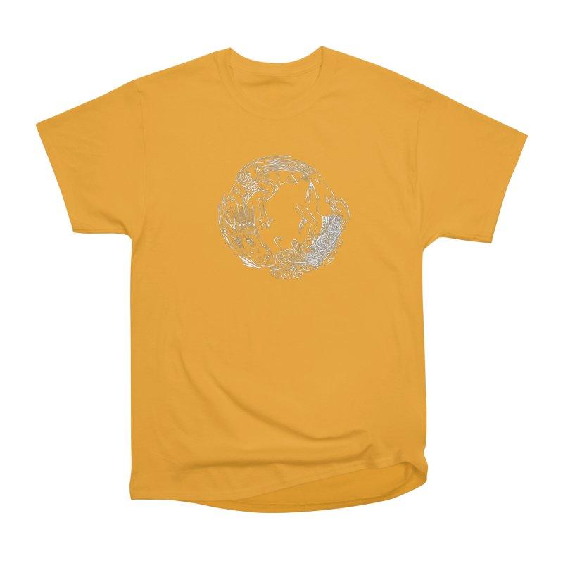 Unigon Logo, Lite Men's Heavyweight T-Shirt by Unigon Pics Delicious Merch Shoppe