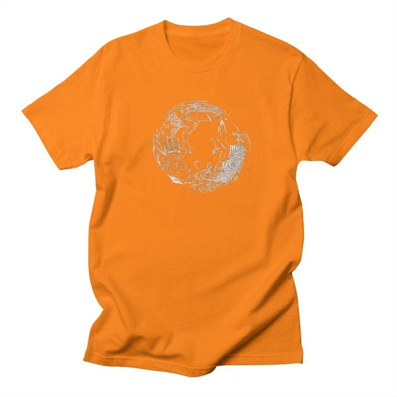 Unigon Logo, Lite Women's Regular Unisex T-Shirt by Unigon Pics Delicious Merch Shoppe