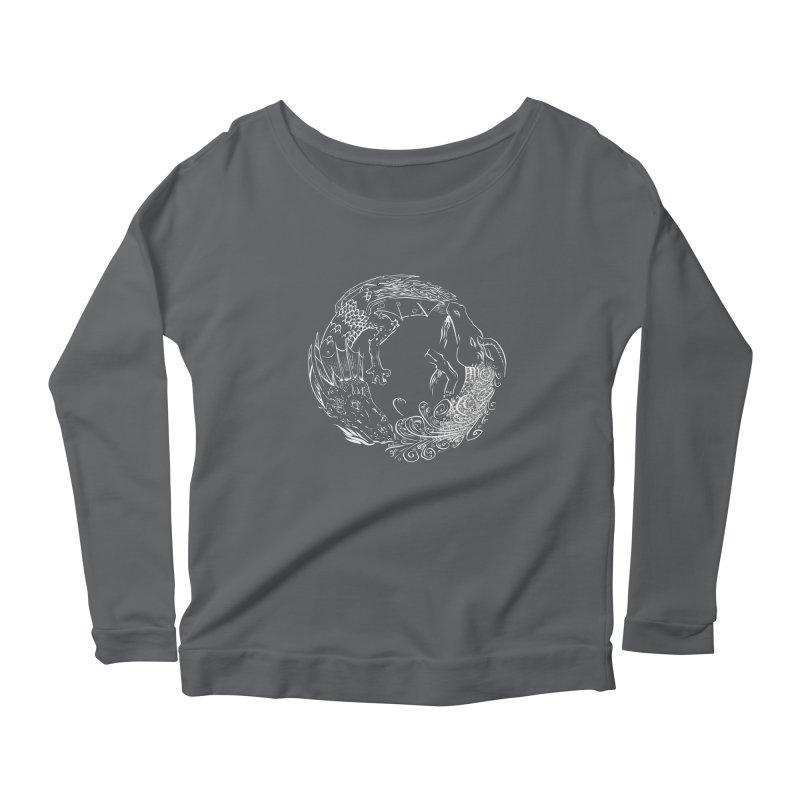 Unigon Logo, Lite Women's Longsleeve T-Shirt by Unigon Pics Delicious Merch Shoppe