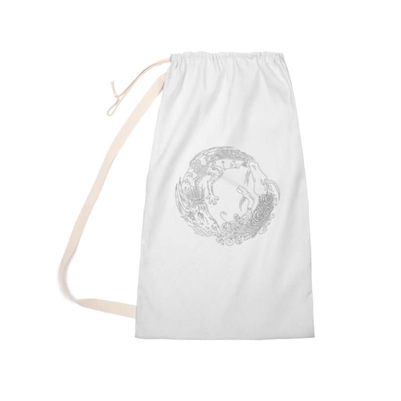 Unigon Logo, Lite Accessories Bag by Unigon Pics Delicious Merch Shoppe