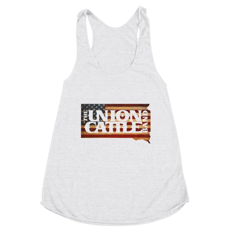 Patriotic State Logo Clothing Women's Tank by unioncattleband's Artist Shop