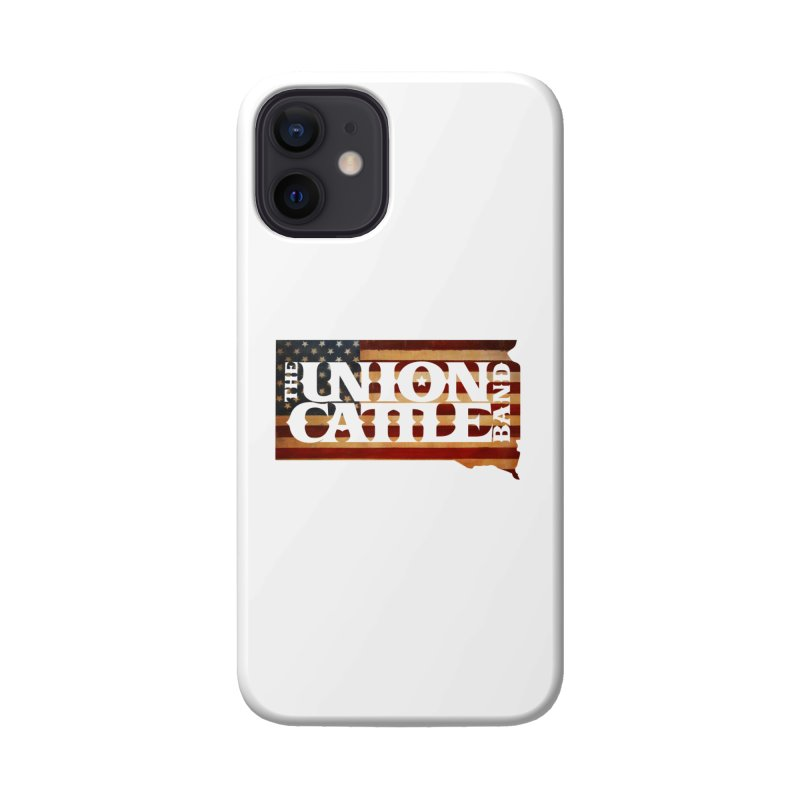 Patriotic State Logo SWAG Accessories Phone Case by unioncattleband's Artist Shop