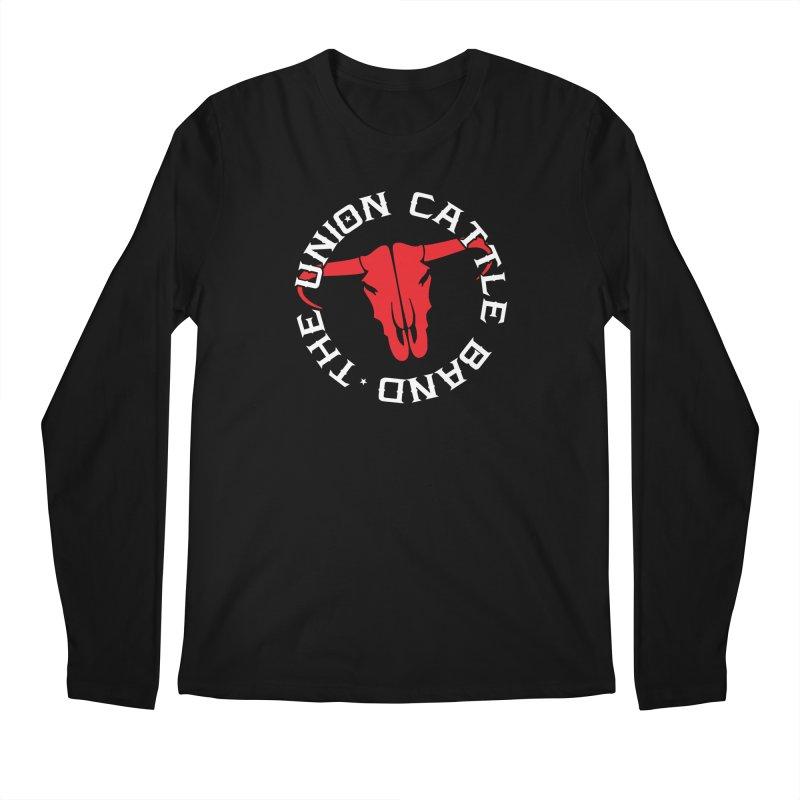 Classic Logo Dark Colored Clothing Men's Longsleeve T-Shirt by unioncattleband's Artist Shop
