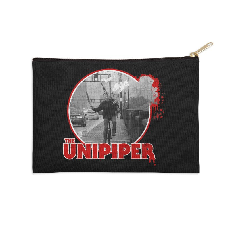 Friday the 13th in Portland Accessories Zip Pouch by The Official Unipiper Shop