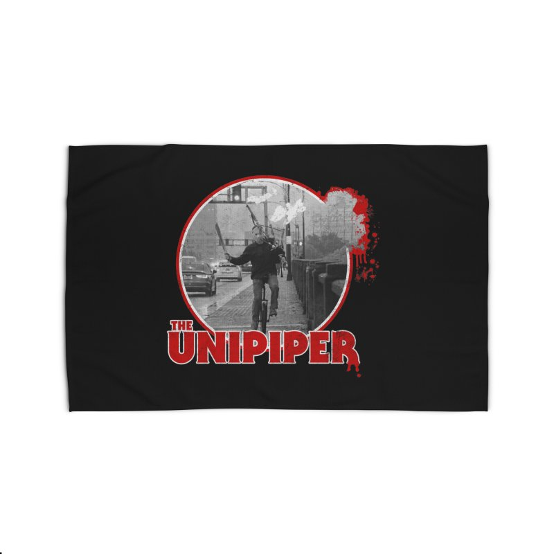 Friday the 13th in Portland Home Rug by The Official Unipiper Shop