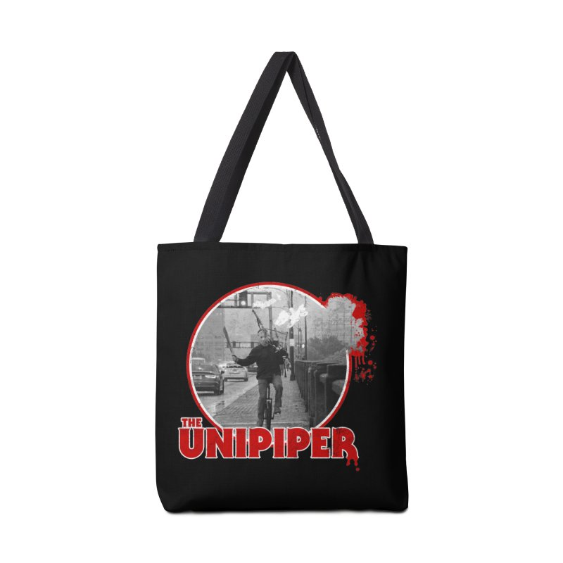 Friday the 13th in Portland Accessories Tote Bag Bag by The Official Unipiper Shop!
