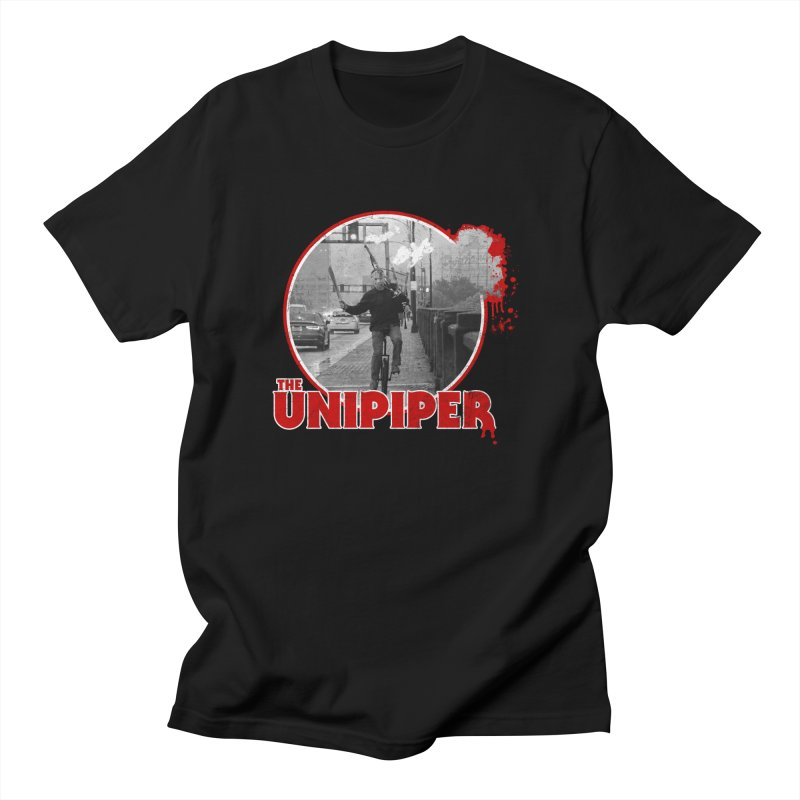Friday the 13th in Portland Men's T-Shirt by The Official Unipiper Shop