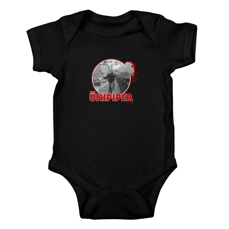 Friday the 13th in Portland Kids Baby Bodysuit by The Official Unipiper Shop!