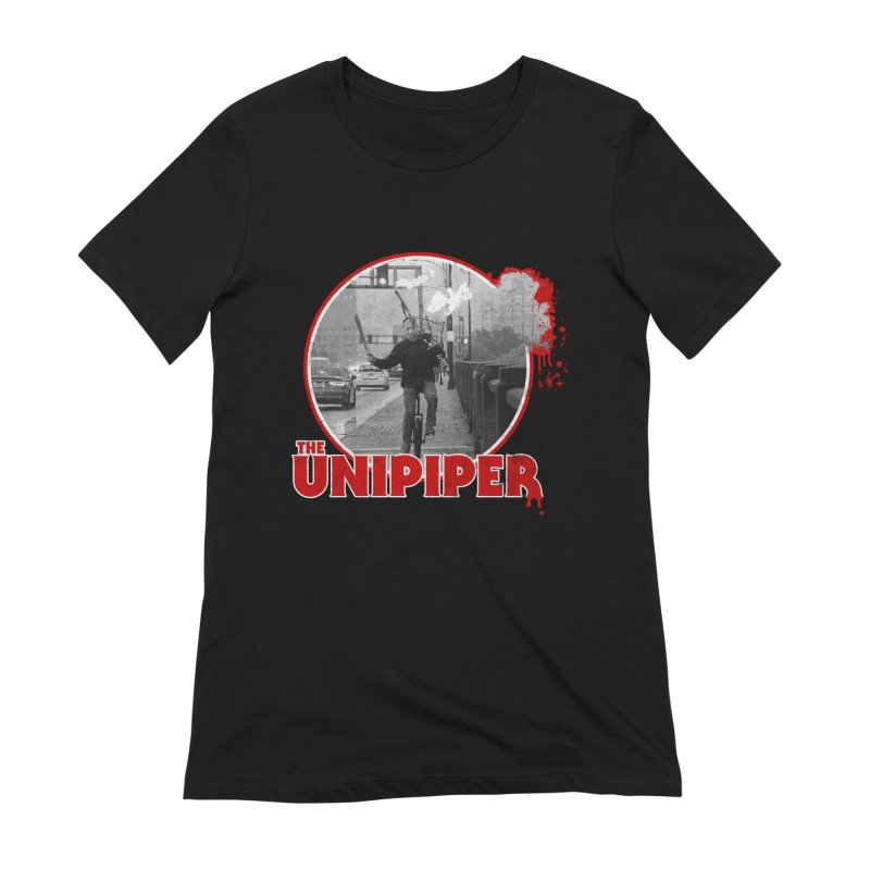 Friday the 13th in Portland Women's T-Shirt by The Official Unipiper Shop