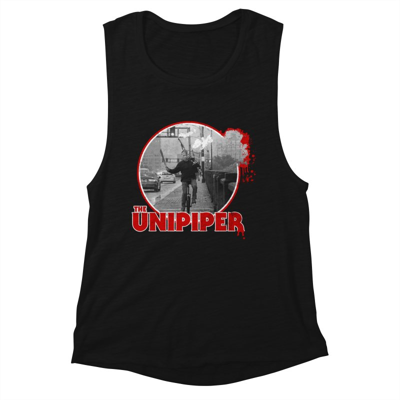 Friday the 13th in Portland Women's Tank by The Official Unipiper Shop