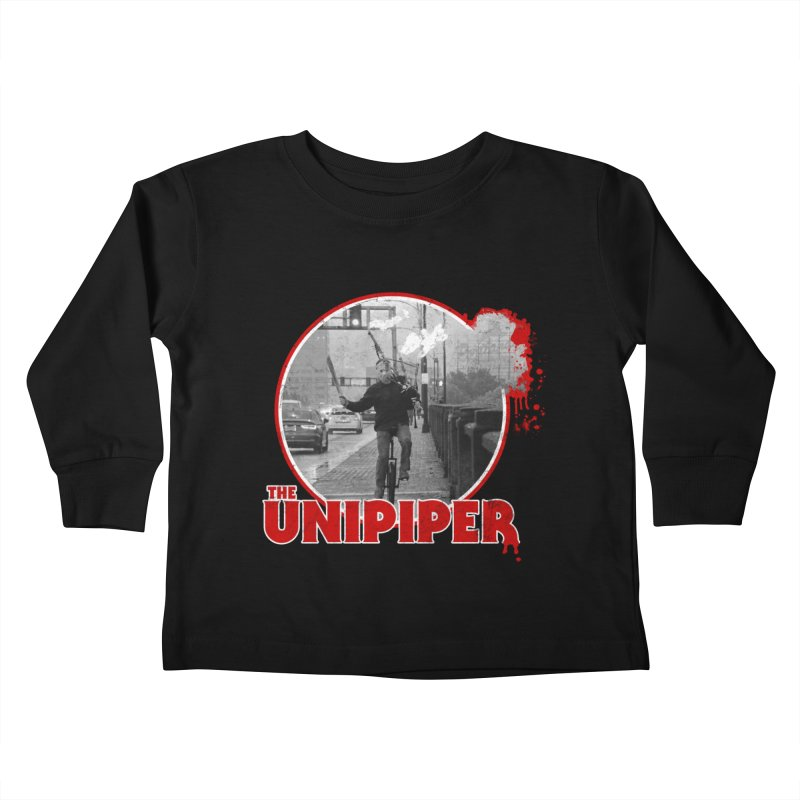 Friday the 13th in Portland Kids Toddler Longsleeve T-Shirt by The Official Unipiper Shop!
