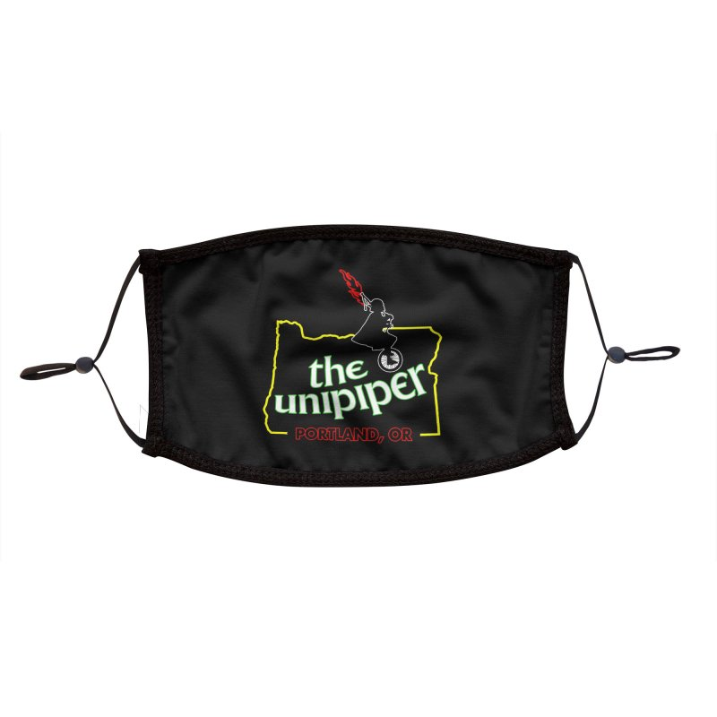 Home is Where The Unipiper Is Accessories Face Mask by The Official Unipiper Shop