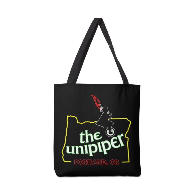 Home is Where The Unipiper Is Accessories Tote Bag Bag by The Official Unipiper Shop!