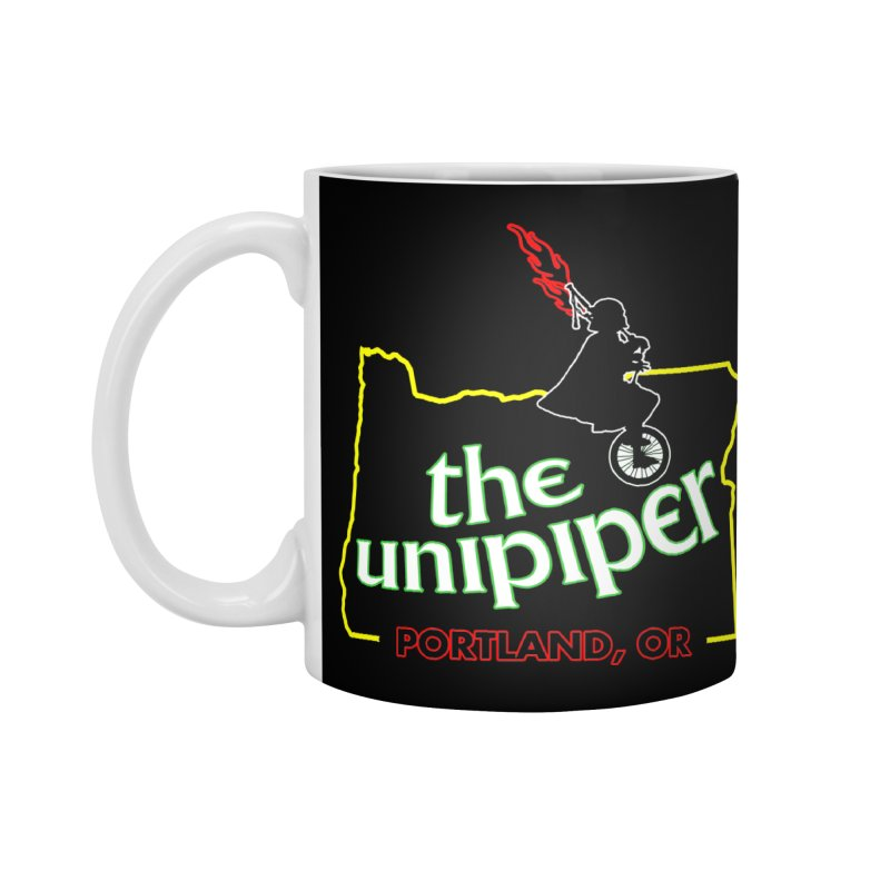 Home is Where The Unipiper Is Accessories Standard Mug by The Official Unipiper Shop!