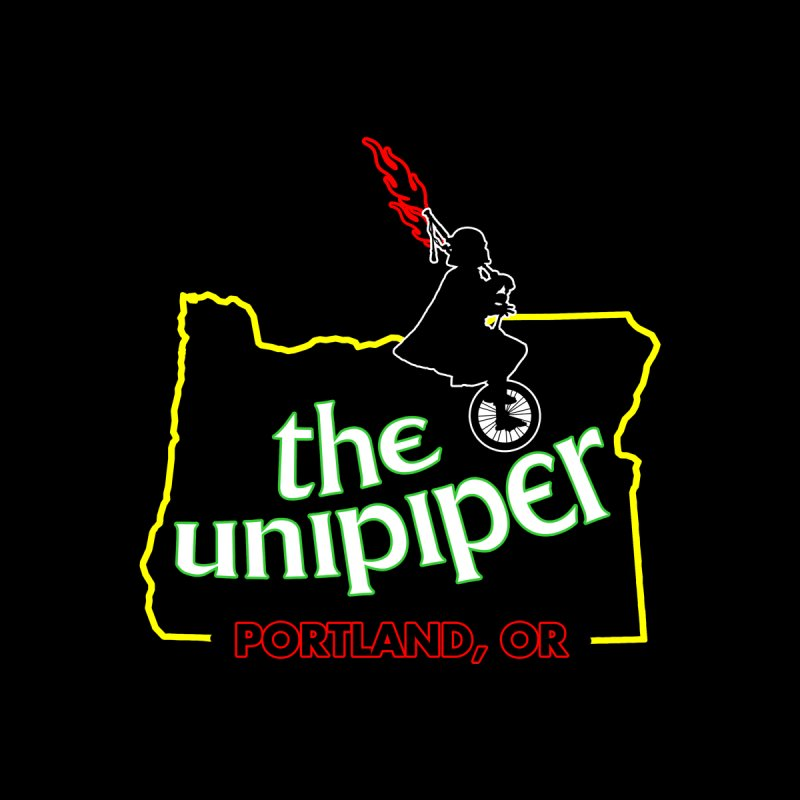 Home is Where The Unipiper Is Women's Longsleeve T-Shirt by The Official Unipiper Shop!