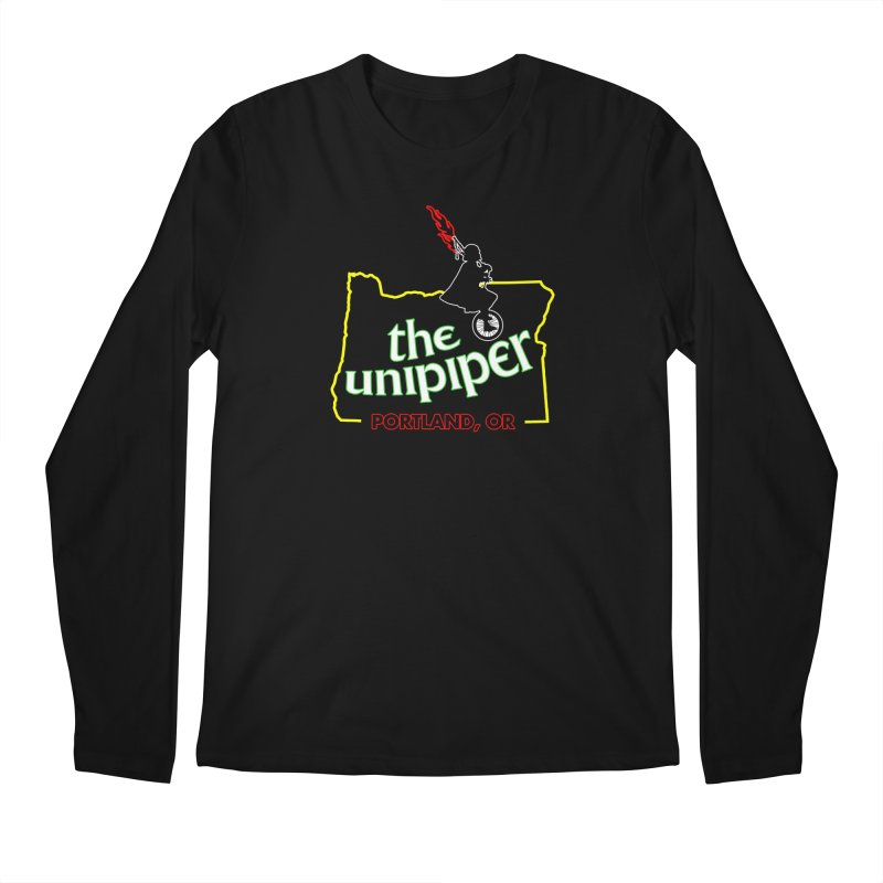 Home is Where The Unipiper Is Men's Longsleeve T-Shirt by The Official Unipiper Shop!