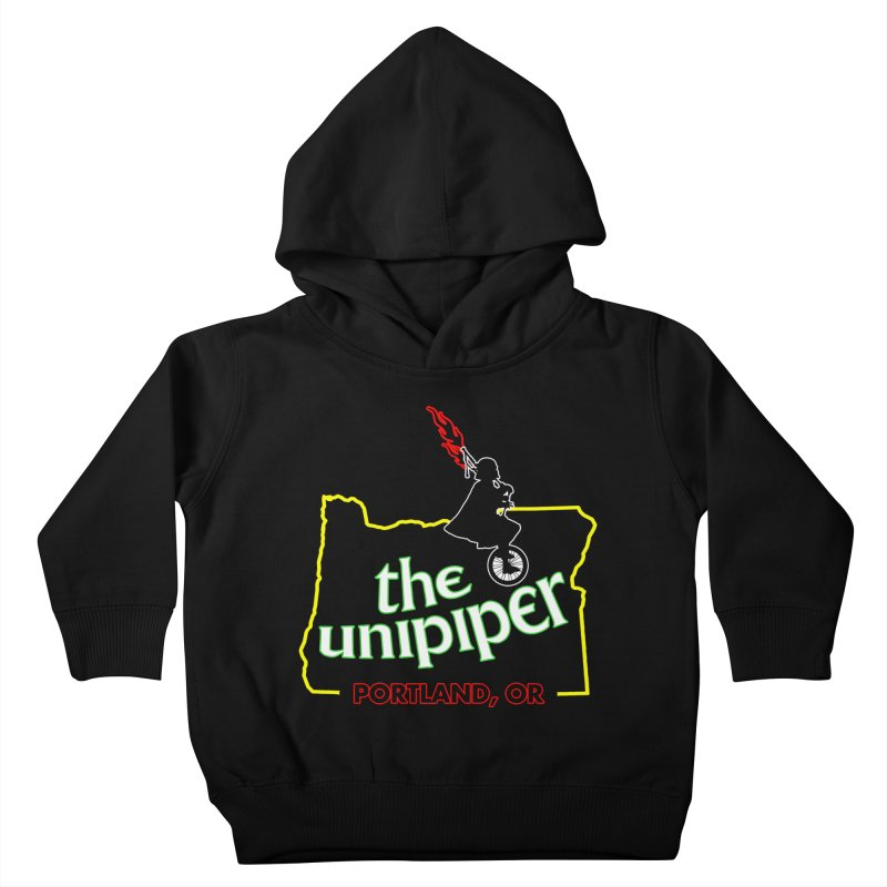 Home is Where The Unipiper Is Kids Toddler Pullover Hoody by The Official Unipiper Shop!