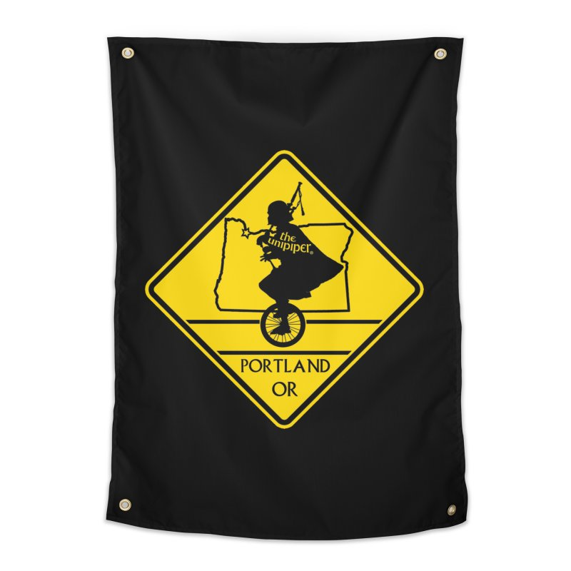 Unipiper Crossing Home Tapestry by The Official Unipiper Shop!
