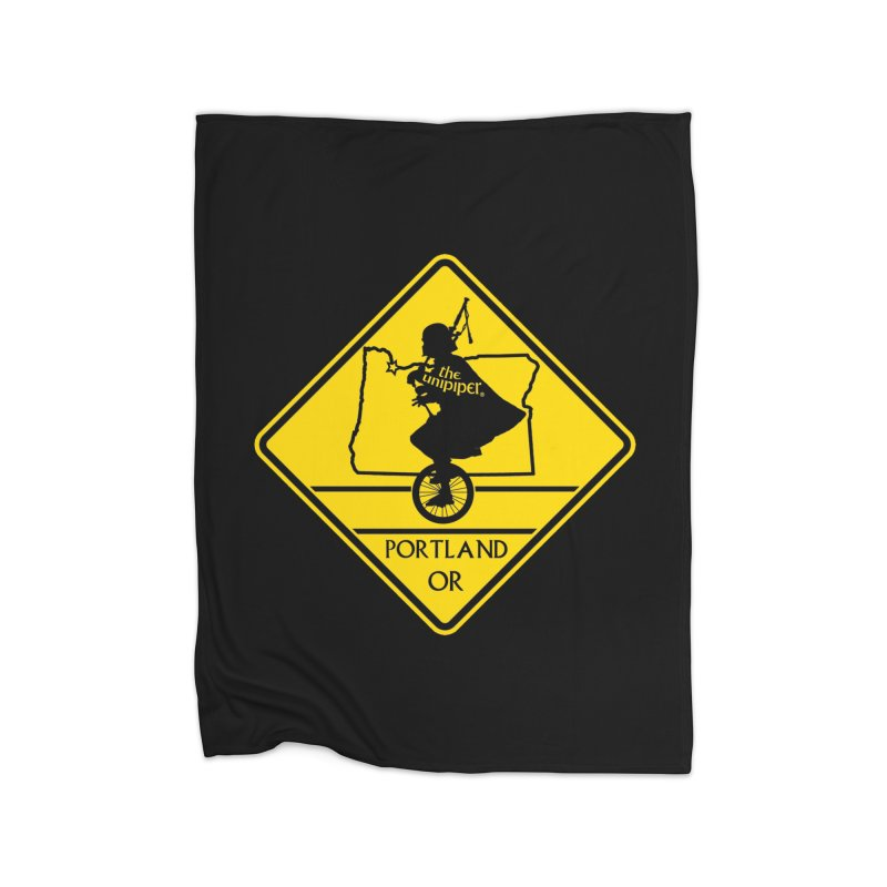 Unipiper Crossing Home Blanket by The Official Unipiper Shop!
