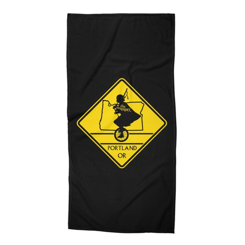 Unipiper Crossing Accessories Beach Towel by The Official Unipiper Shop!