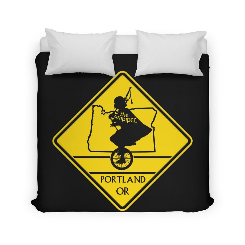 Unipiper Crossing Home Duvet by The Official Unipiper Shop!
