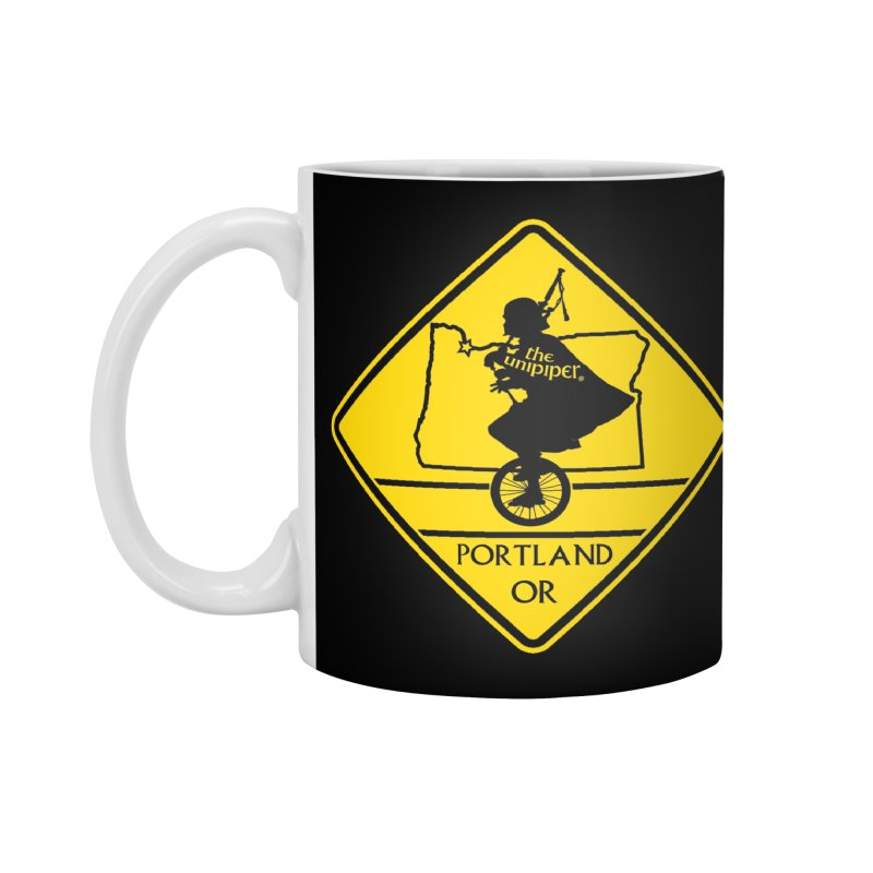 Unipiper Crossing Accessories Standard Mug by The Official Unipiper Shop!