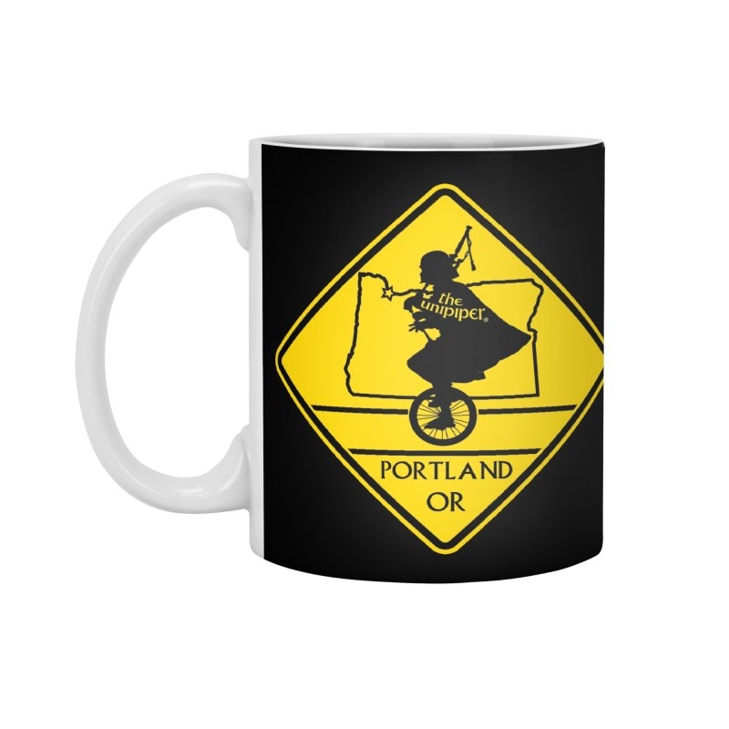 Unipiper Crossing Accessories Mug by The Official Unipiper Shop!