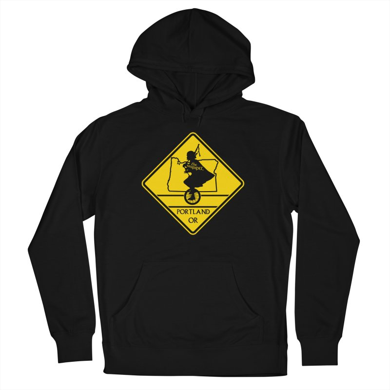 Unipiper Crossing Women's French Terry Pullover Hoody by The Official Unipiper Shop!