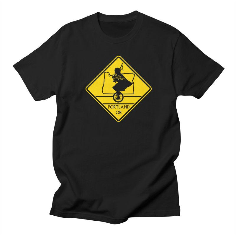 Unipiper Crossing Women's Regular Unisex T-Shirt by The Official Unipiper Shop!