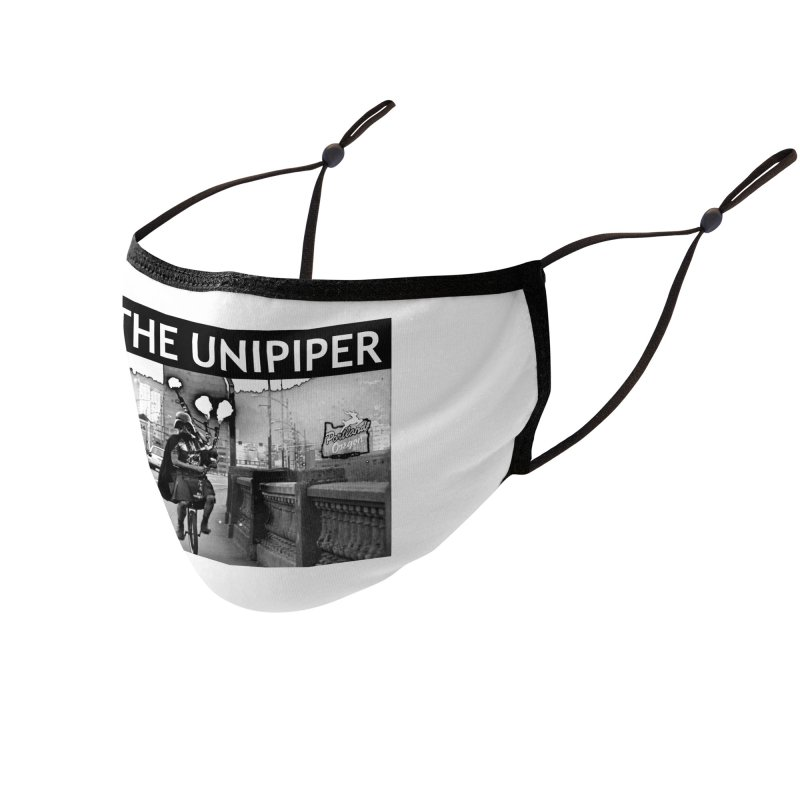 Welcome to Portland Accessories Face Mask by The Official Unipiper Shop