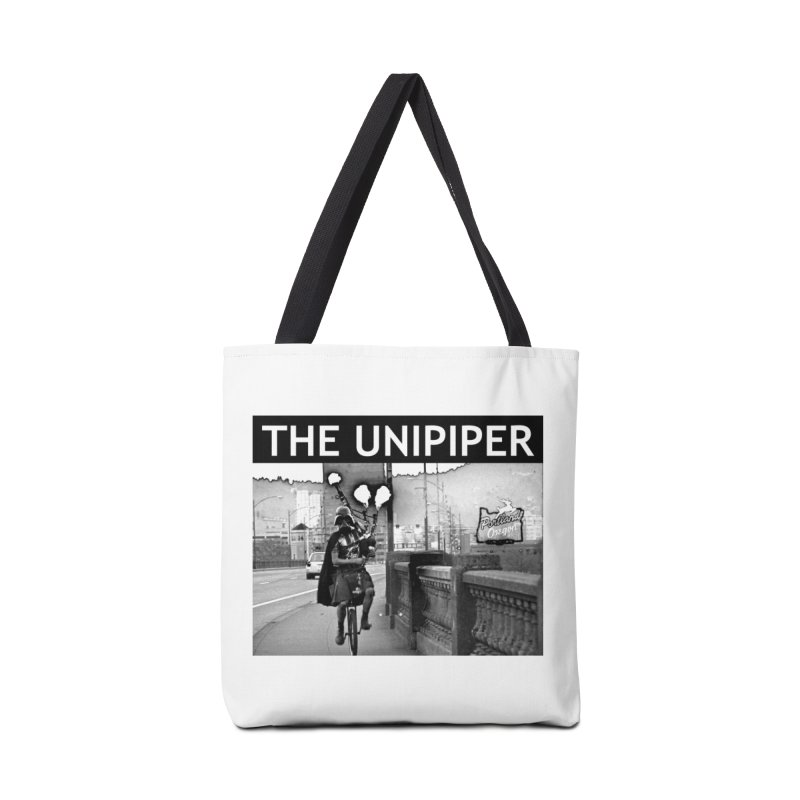 Welcome to Portland Accessories Tote Bag Bag by The Official Unipiper Shop!
