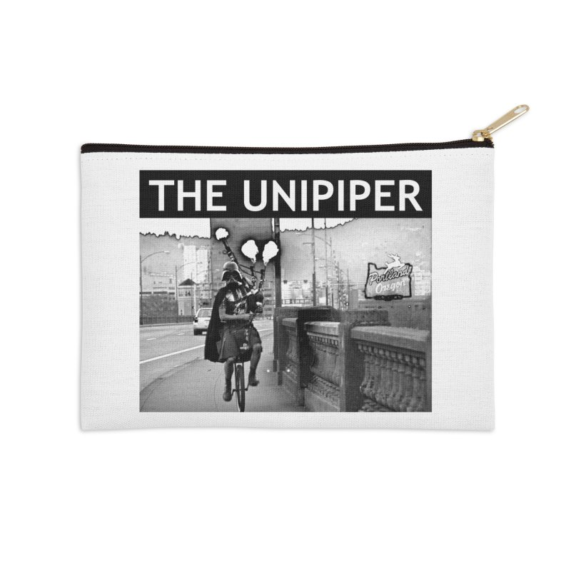 Welcome to Portland Accessories Zip Pouch by The Official Unipiper Shop!