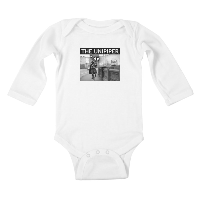 Welcome to Portland Kids Baby Longsleeve Bodysuit by The Official Unipiper Shop!