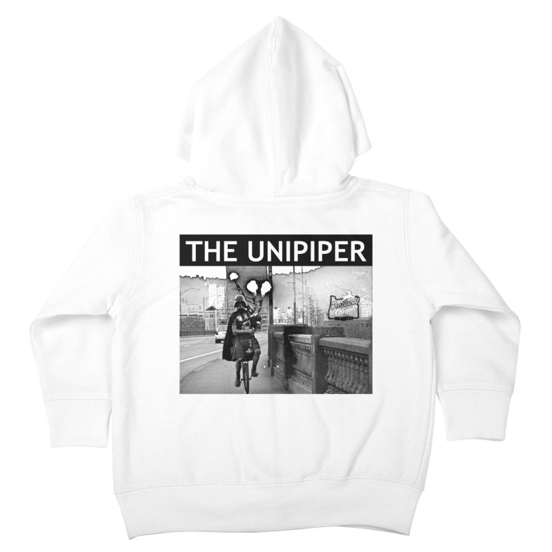 Welcome to Portland Kids Toddler Zip-Up Hoody by The Official Unipiper Shop!
