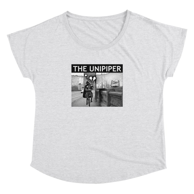 Welcome to Portland Women's Scoop Neck by The Official Unipiper Shop!