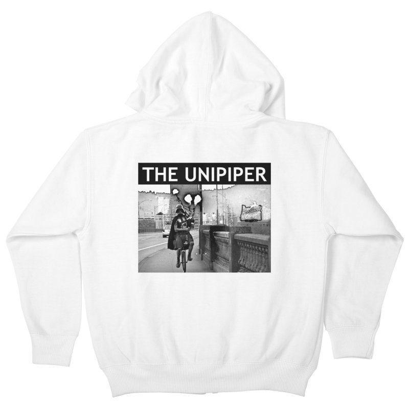 Welcome to Portland Kids Zip-Up Hoody by The Official Unipiper Shop!