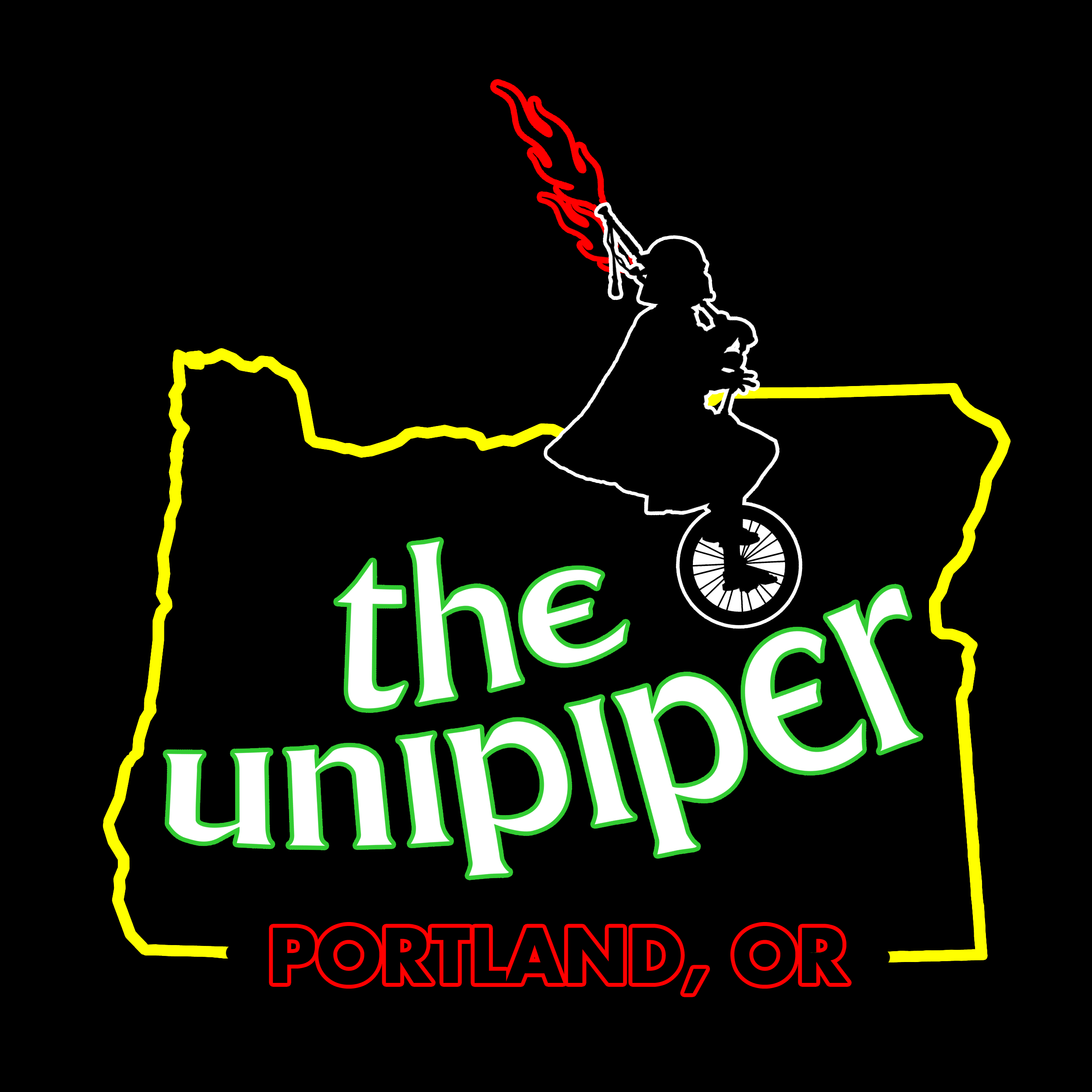 The Official Unipiper Shop! Logo