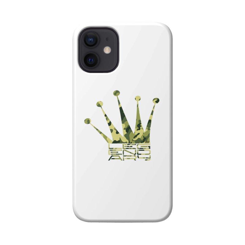 Legendary Crown - Camo Edition Accessories Phone Case by uniquego's Artist Shop
