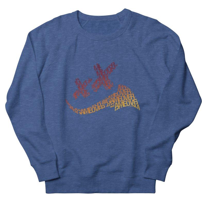 #GameOver Men's Sweatshirt by uniquego's Artist Shop