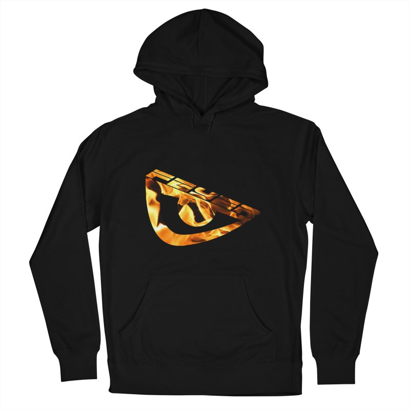 Feyer Men's French Terry Pullover Hoody by uniquego's Artist Shop
