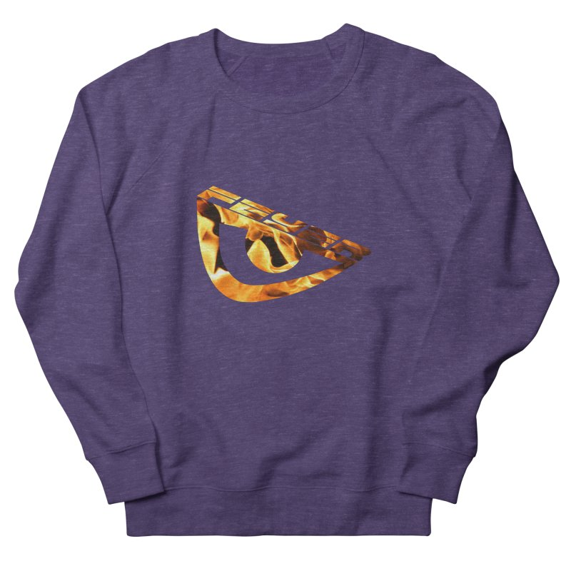 Feyer Women's French Terry Sweatshirt by uniquego's Artist Shop