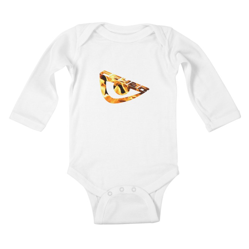 Feyer Kids Baby Longsleeve Bodysuit by uniquego's Artist Shop
