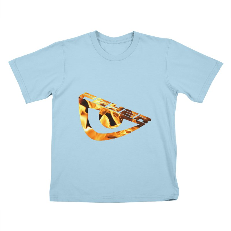 Feyer Kids T-Shirt by uniquego's Artist Shop