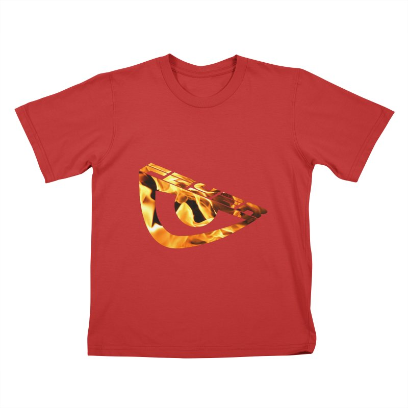 Feyer Kids T-Shirt by uniquego's Artist Shop