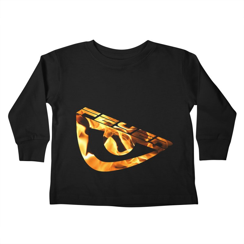Feyer Kids Toddler Longsleeve T-Shirt by uniquego's Artist Shop